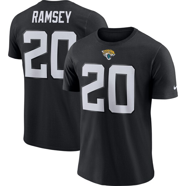 Men's Jacksonville Jaguars Jalen Ramsey Nike Bla cheap Los Angeles Rams jerseys